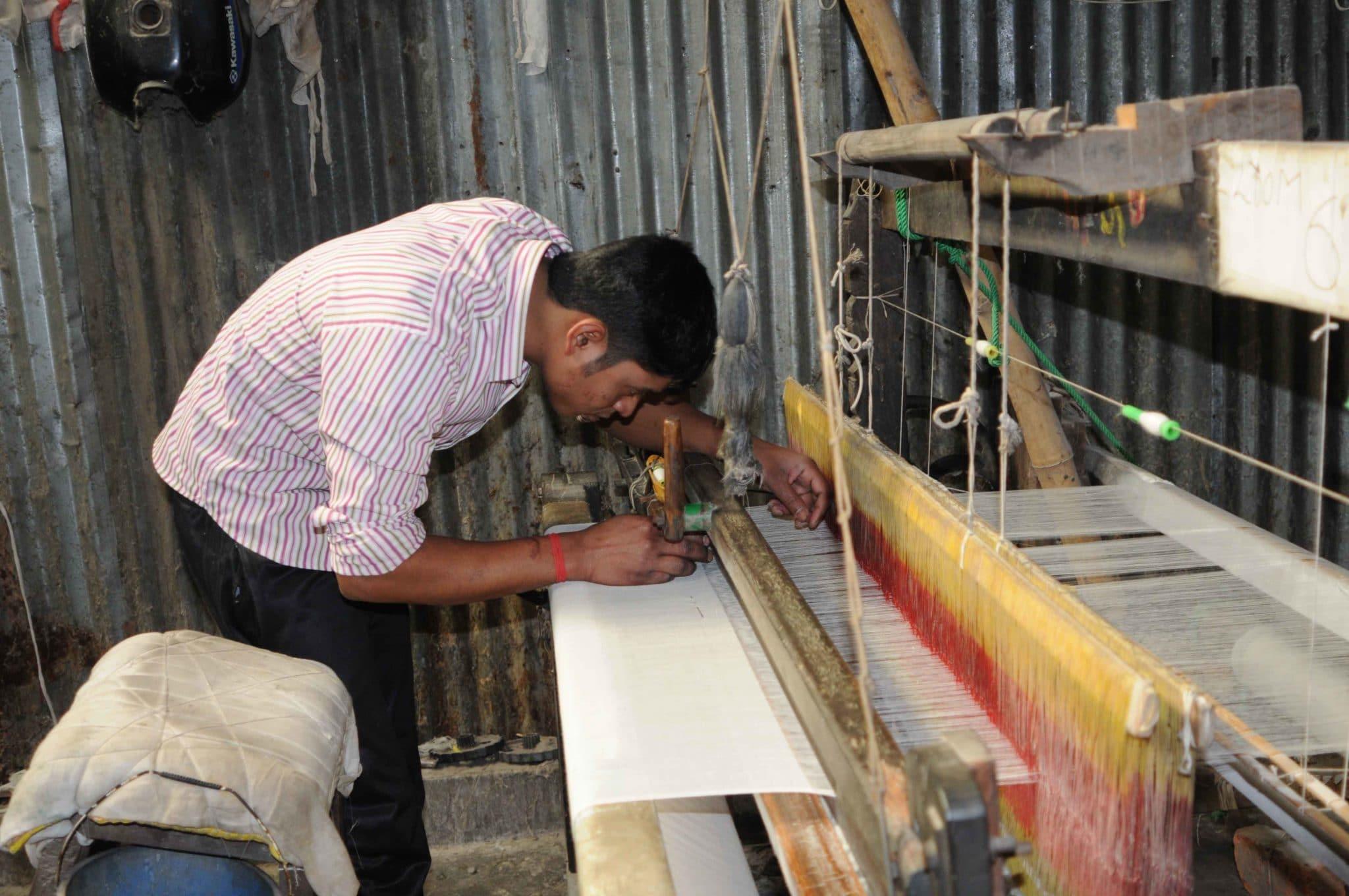 Wie wird unser Kaschmir produziert?