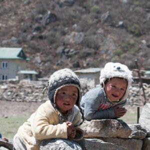 Kinderhilfe in Nepal